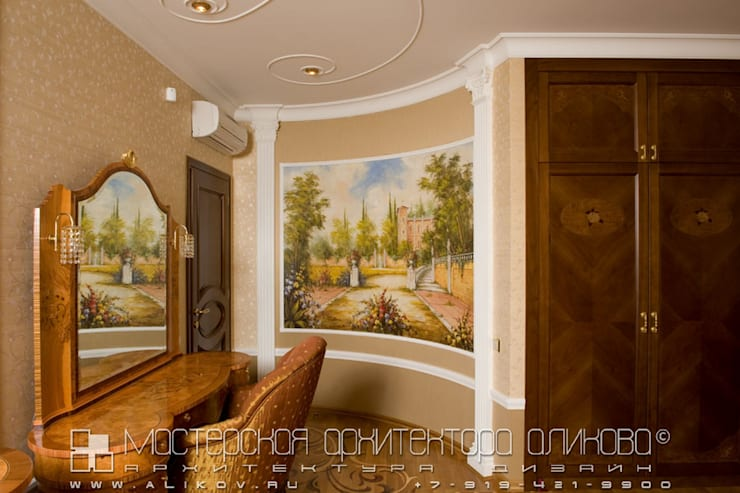 飯店 by Мастерская архитектора Аликова