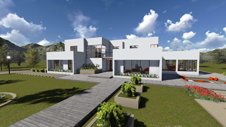 Houses by CA|Arquitectura