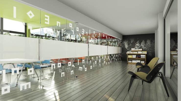 SITY: Escuelas de estilo  por Bloque Arquitectónico