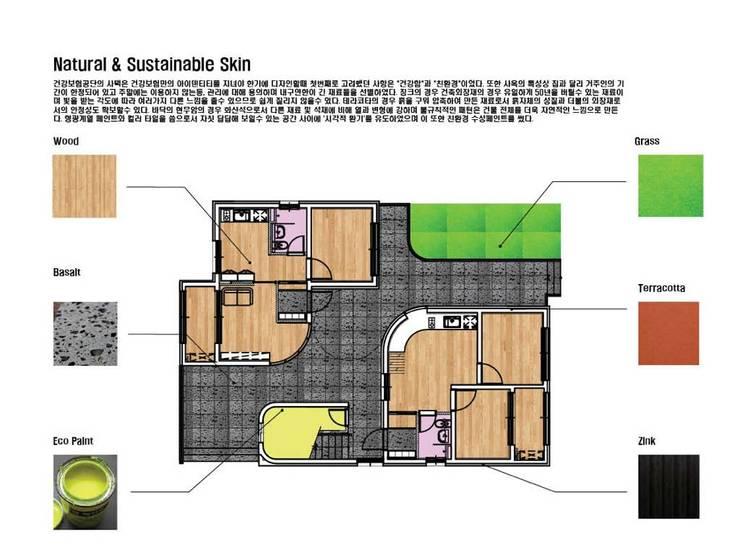 Healing Scape: Plan-B 건축 사무소의