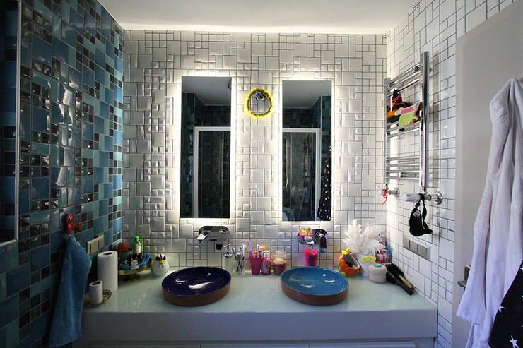 Bathroom by Orkun İndere Interiors