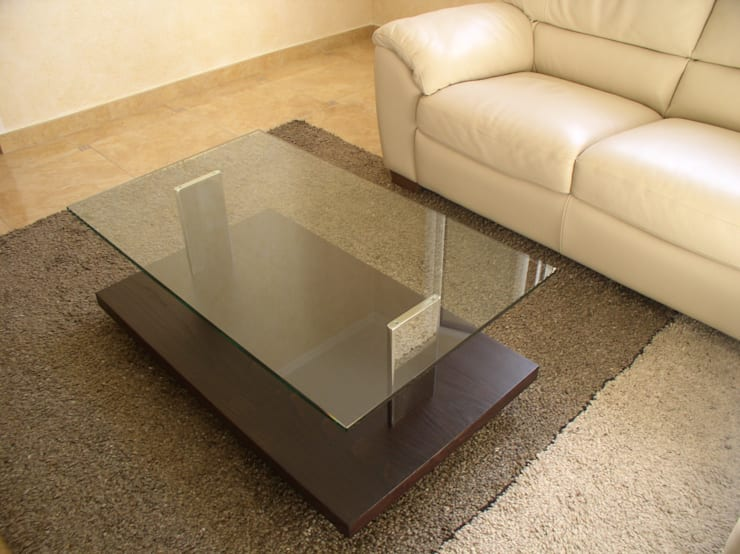 Tavolino Salotto E Soggiorno.Composizione Per Soggiorno E Tavolino Salotto Di Falegnameria Ziranu