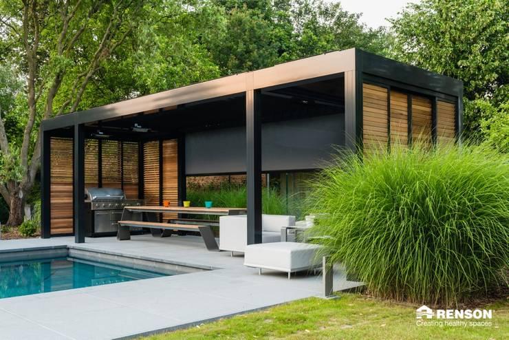 Poolhaus:  Garten von derraumhoch3