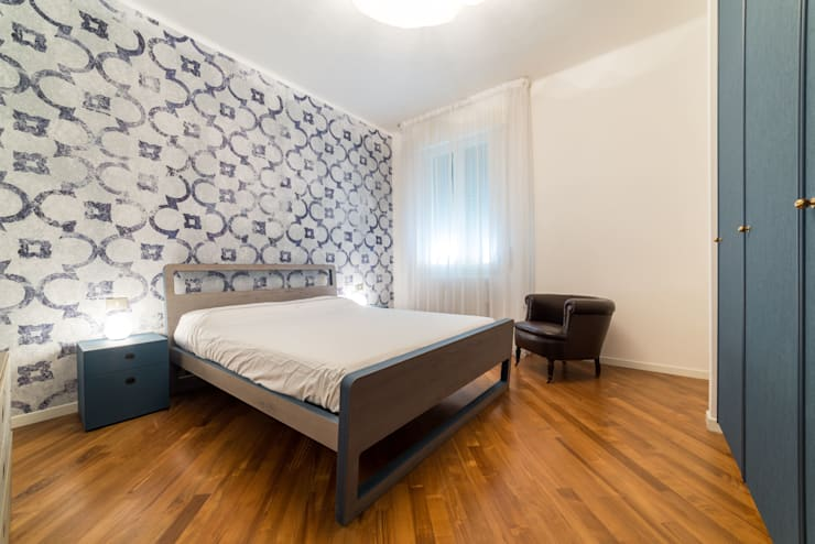 غرفة نوم تنفيذ Amodo