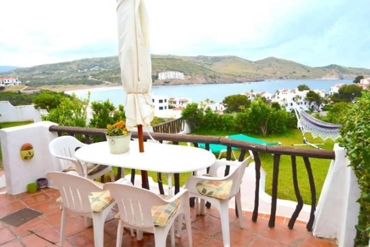 Terrace by Espai Interior Home Staging, Mediterranean