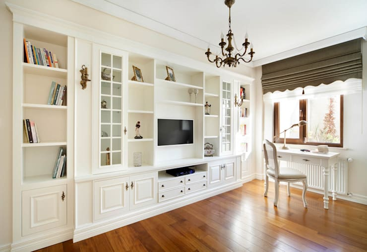 Ruang Keluarga by Öykü İç Mimarlık