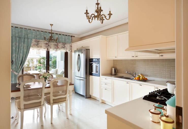 Cocinas de estilo  por Öykü İç Mimarlık