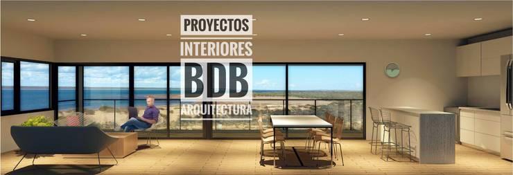 INTERIOR CHOCON MEDIO:  de estilo  por BDB Arquitectura