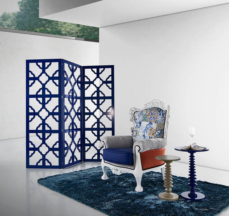 Salones de estilo  por Antarte Mobiliário