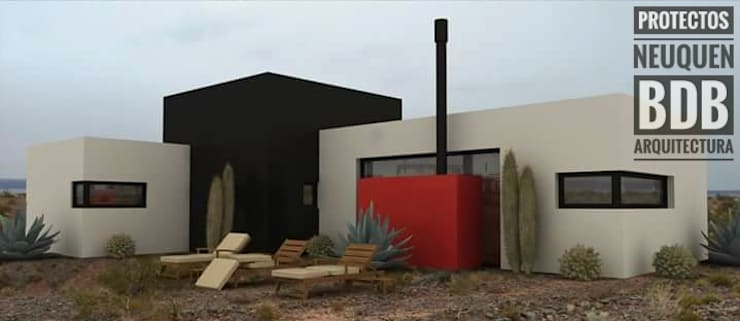 CASA ARI:  de estilo  por BDB Arquitectura