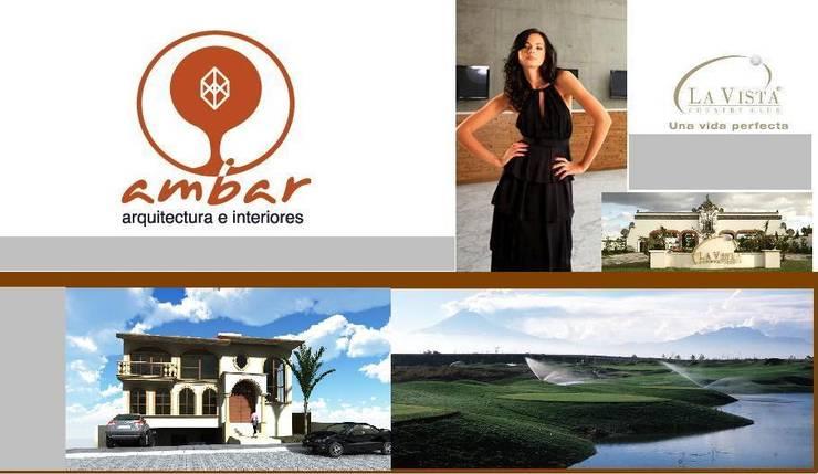 Casa Miranda : Casas unifamiliares de estilo  por SG Huerta Arquitecto Cancun , Clásico Caliza