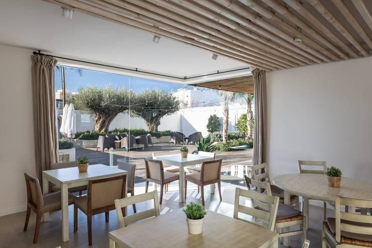 Restaurante la ferrera en pinedo by versea arquitectura - Restaurante en pinedo ...