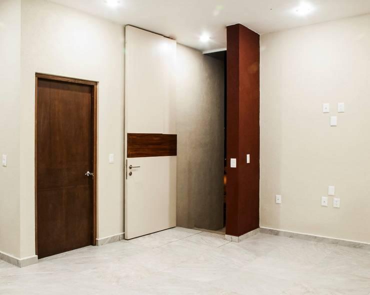Corridor & hallway by MOVE Arquitectos