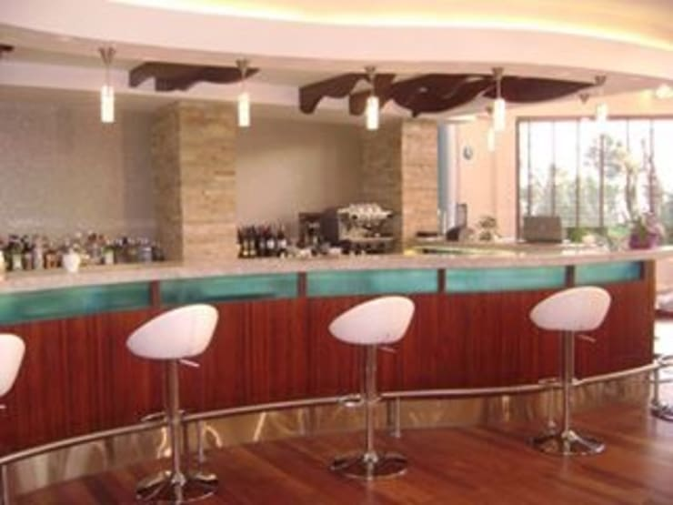 Attelia Tasarim – Pescador Restoran:  tarz Yeme & İçme
