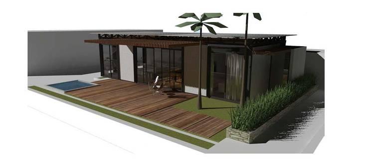 Loft - Hotel/Hospede/Casa:   por Andréa Menezes & Franklin Iriarte