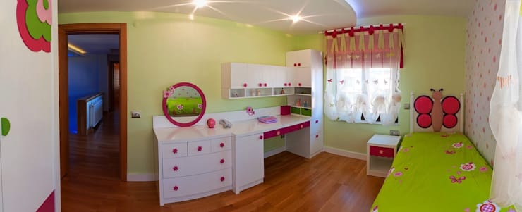 Nursery/kid's room by Attelia Tasarim
