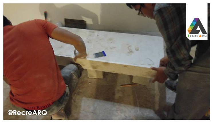 REMODELACION CASA RESIDENCIAL GRAN SAN PEDRO CHOLUL:  de estilo  por RecreARQ Construcciones