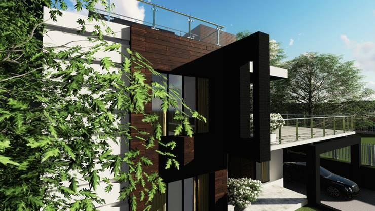 Houses by Studio Sohaib, Modern