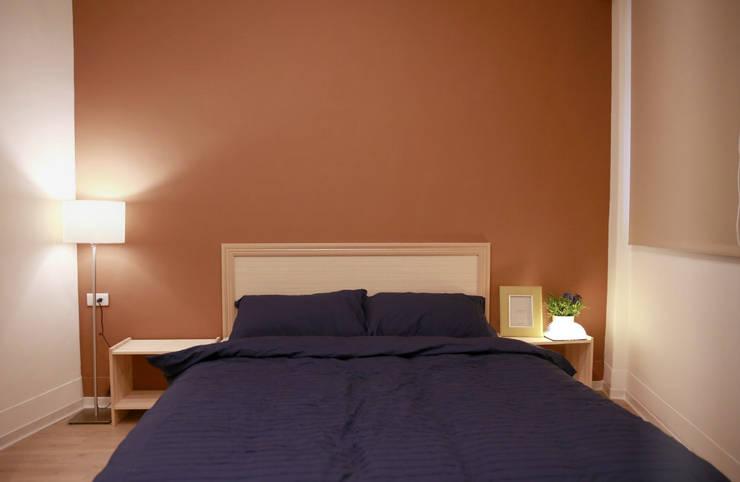 Bedroom by Studio Sohaib