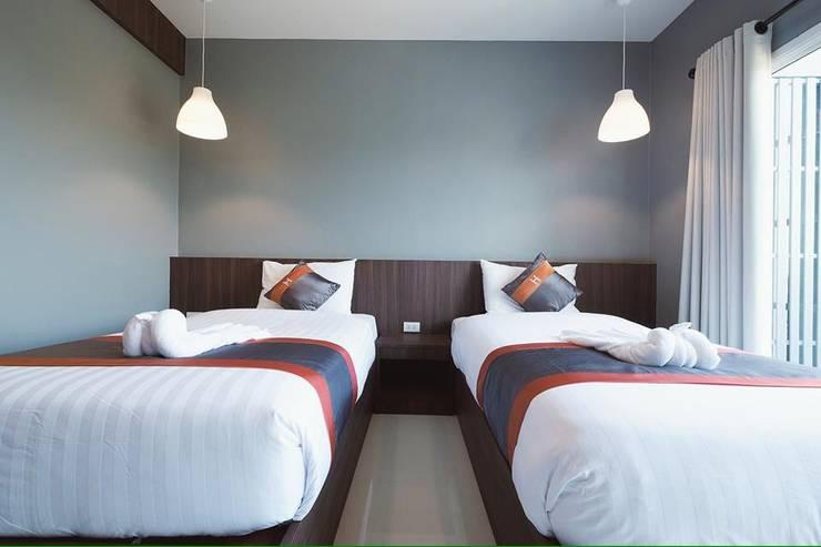 โรงแรม hansanan:  โรงแรม by scaleup architects