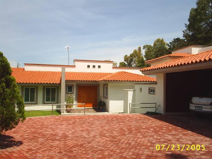 Casas de estilo  por SG Huerta Arquitecto Cancun