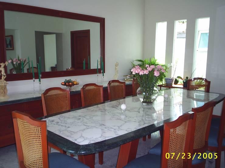 Comedores de estilo  por SG Huerta Arquitecto Cancun