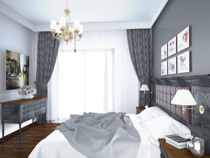 Bedroom by Öykü İç Mimarlık