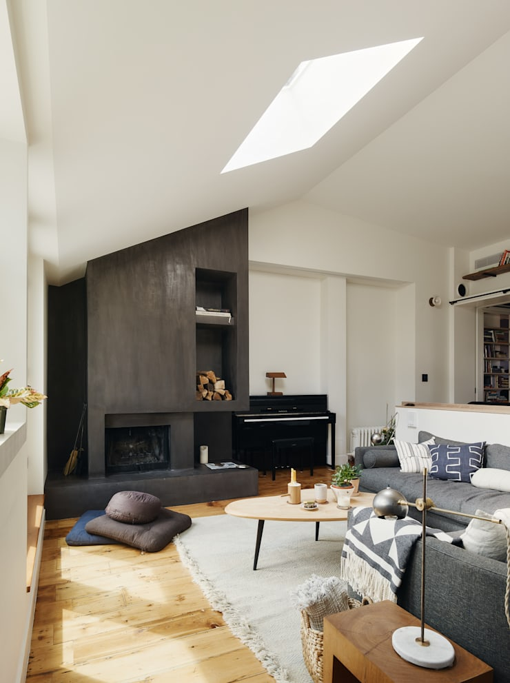 Living room by General Assembly