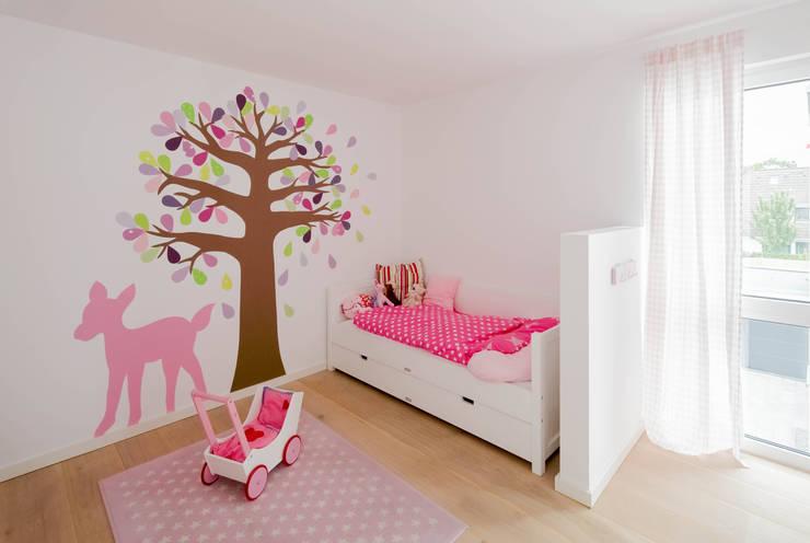 moderne Kinderkamer door Ferreira | Verfürth Architekten