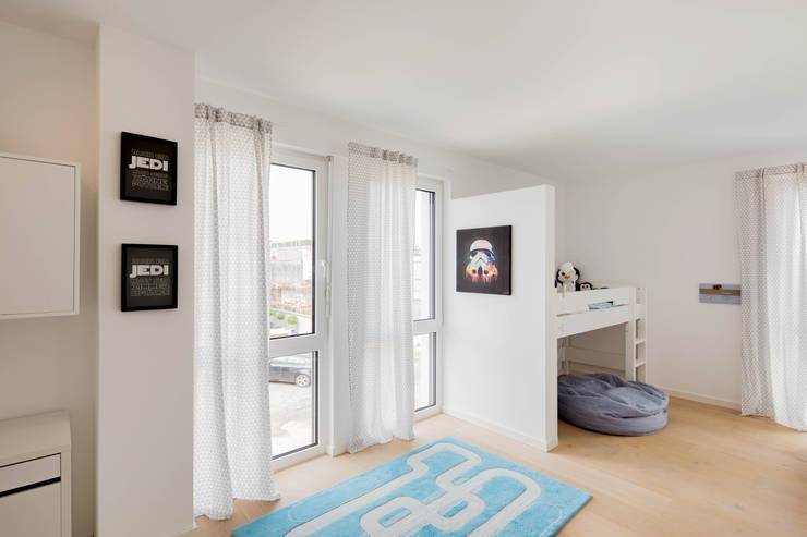 Детские комнаты в . Автор – Ferreira | Verfürth Architekten