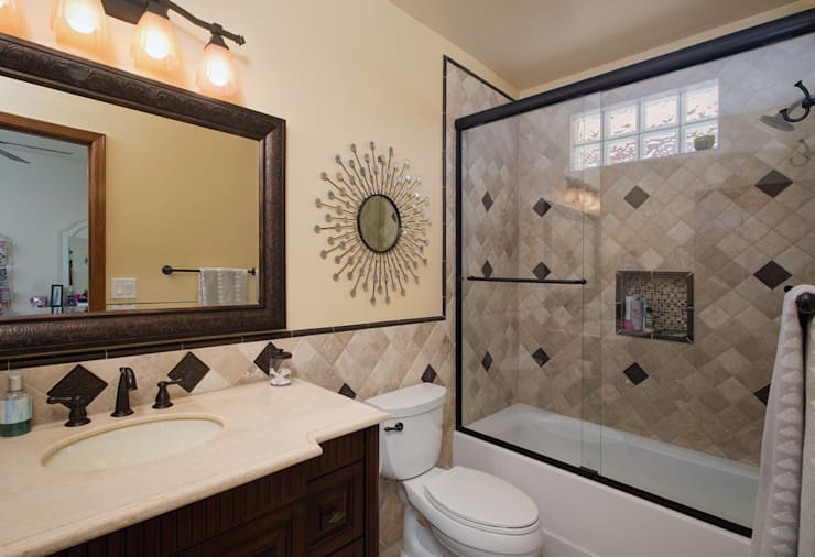 Bathroom Renovation:   by Cape Town Plumbers