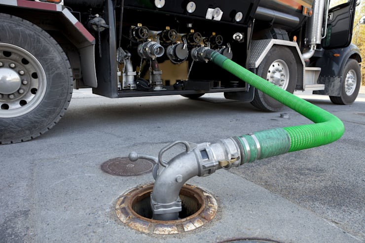 Septic Tank Cleaning:   by Cape Town Plumbers