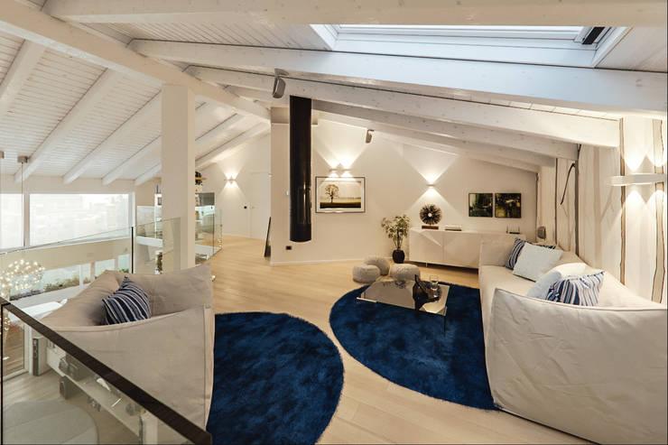 غرفة المعيشة تنفيذ Annalisa Carli