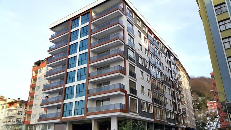 ACIBADEM MİMARLIK – Yenigüller Modern: modern tarz Evler
