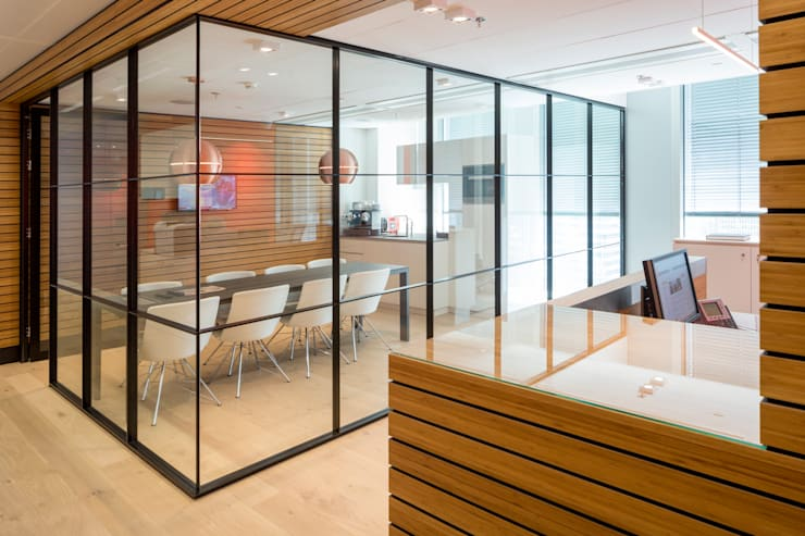 Kantoor WTC Amsterdam:  Kantoor- & winkelruimten door Kuiper Steur architecten BNA