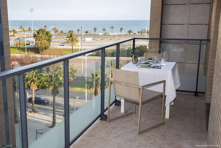 Terrace by Pia Estudi