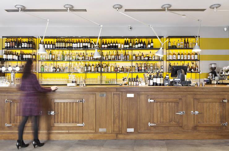 Wine cellar by NOS Design