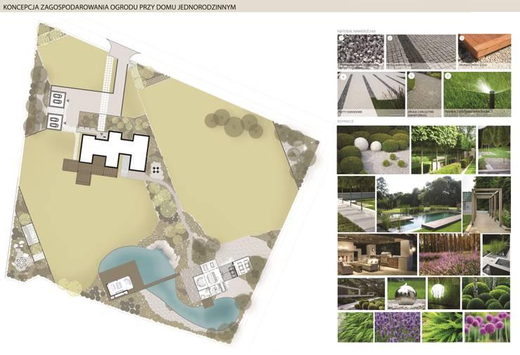 Сады в . Автор – Architekton Przemyslaw Cepielik