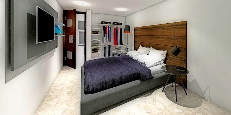 Bedroom by WIGO SC
