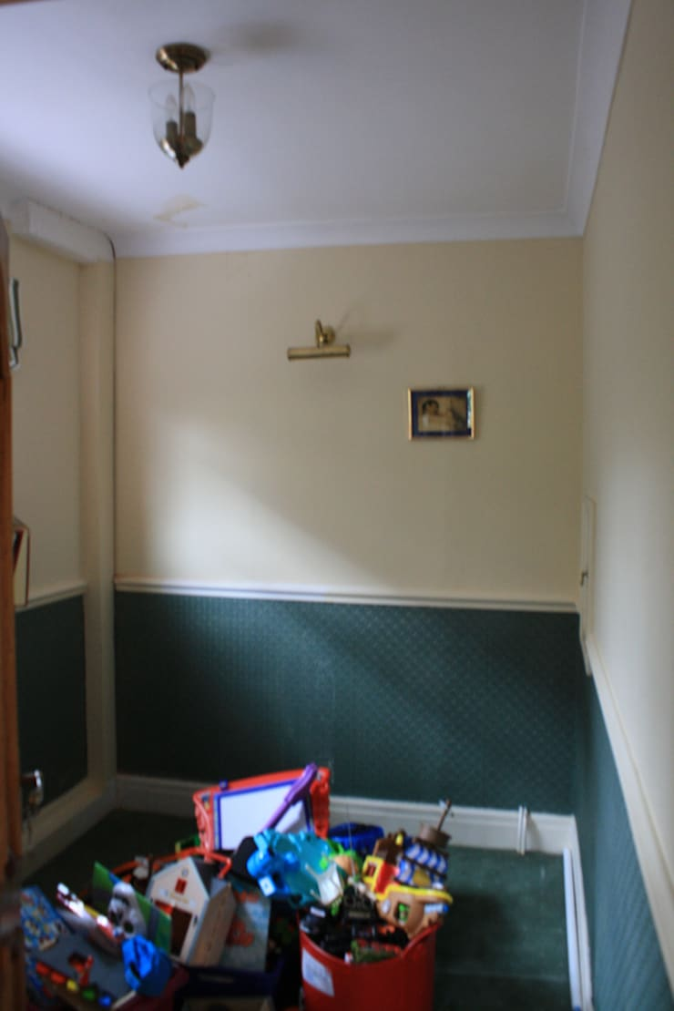 before:  Nursery/kid's room by Girl About The House