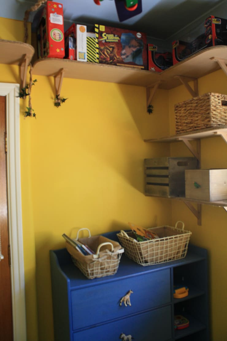 after:  Nursery/kid's room by Girl About The House