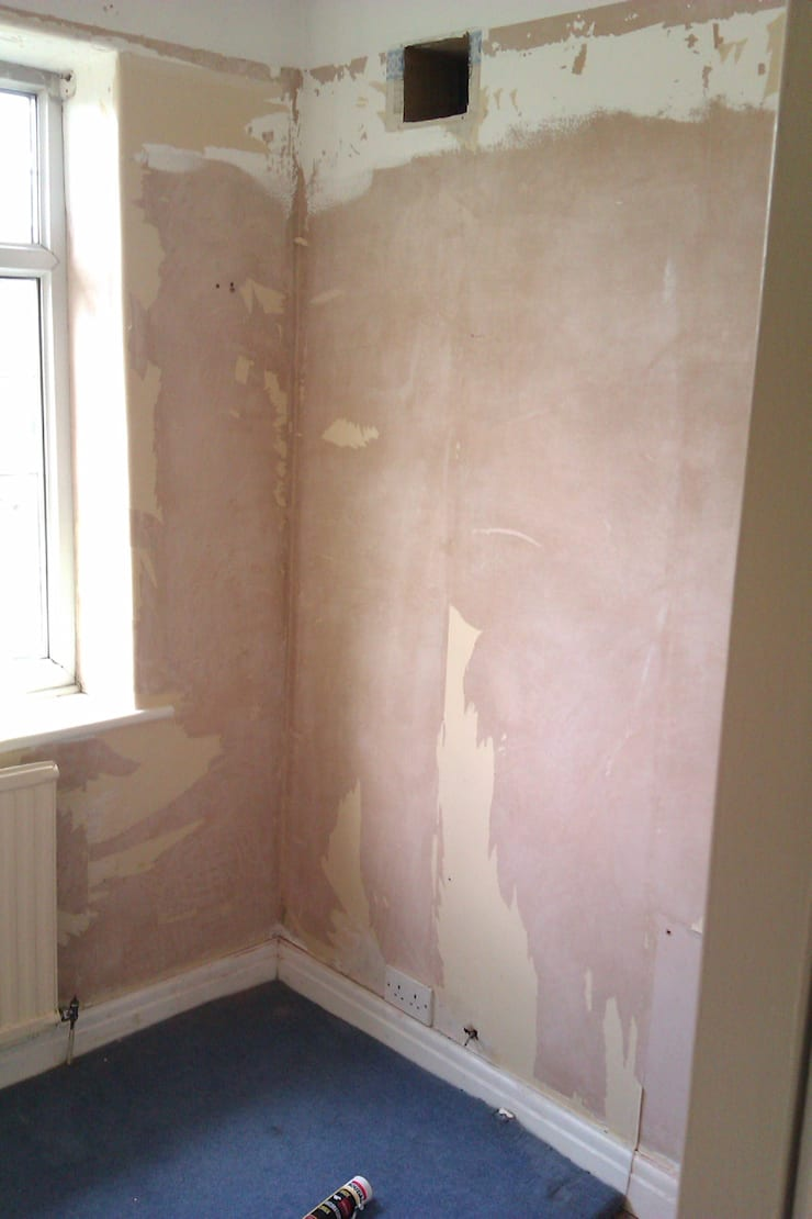 before: eclectic Nursery/kid's room by Girl About The House