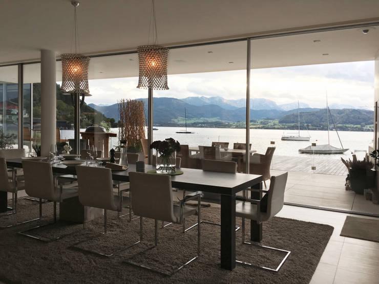 Столовые комнаты в . Автор – Egg and Dart Corporation GmbH & Co.KG | München