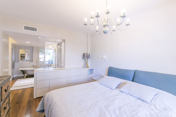 غرفة نوم تنفيذ Isa de Luca