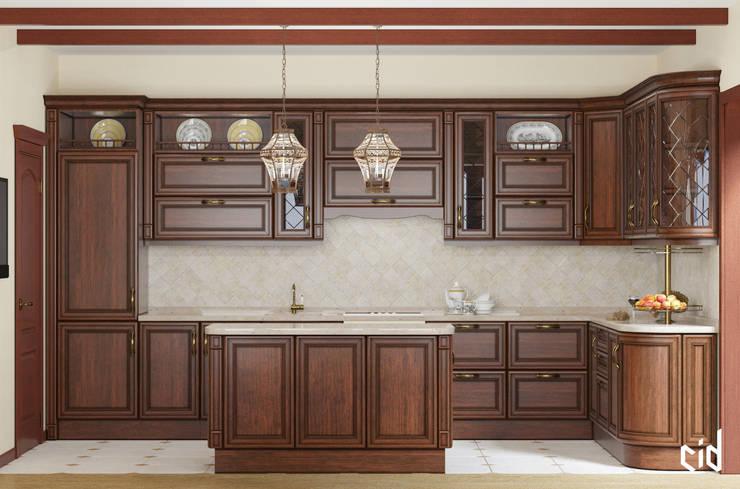 Cuisine de style  par Center of interior design,