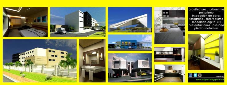 PORTADA: Casas de estilo  por Arq&arT