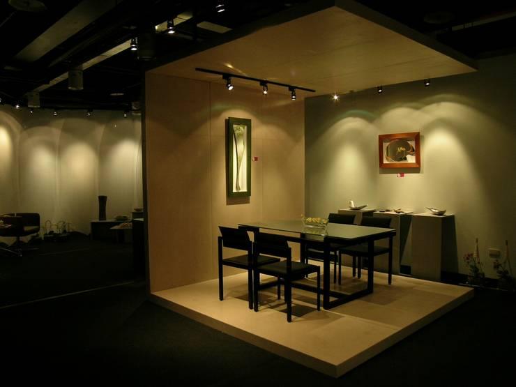 台南國際蘭展:  展覽中心 by 大也設計工程有限公司 Dal DesignGroup