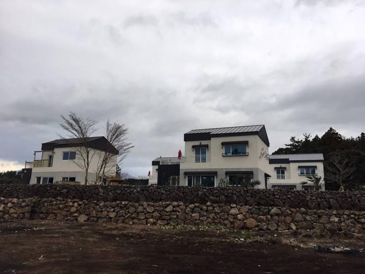 제주 수망리 주택: 건축사사무소 이레EL의