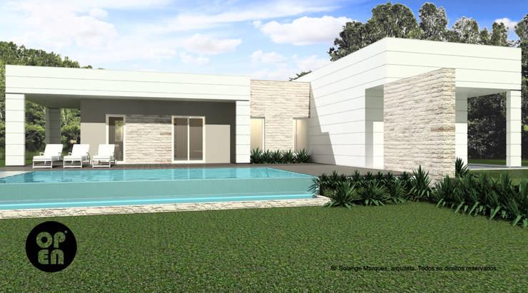حديقة تنفيذ ATELIER OPEN ® - Arquitetura e Engenharia