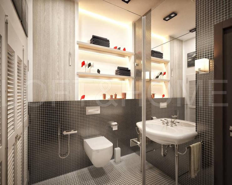 Baños de estilo industrial por Loft&Home
